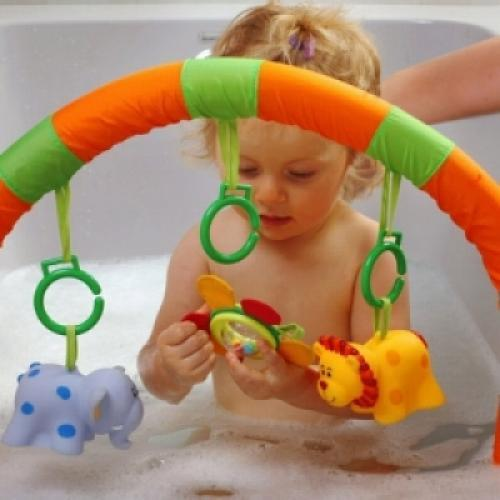 Активна гимнастика за вана